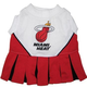 NBA Miami Heat Cheerleader Dog Dress Medium