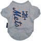 MLB New York Mets Dog Tee Shirt Medium
