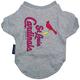 MLB St. Louis Cardinals Dog Tee Shirt X-Large