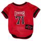 NCAA Arkansas Razorbacks Dog Jersey X-Small