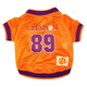 NCAA Clemson Tigers Dog Jersey Large