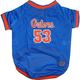 NCAA Florida Gators Dog Jersey Large