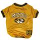 NCAA Missouri Tigers Dog Jersey Large