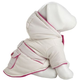 Pet Life Tan and Pink Jewel Dog Jacket MD