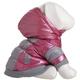 Pet Life Pink Vintage Aspen Dog Ski Coat MD