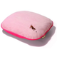 PLAY Cotton Candy Pink Pillow Dog Bed
