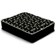 Crypton Rotator Midnight Rectangle Dog Bed Large