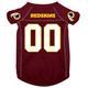 Washington Redskins Dog Jersey X-Large