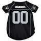Oakland Raiders Dog Jersey X-Large