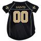 New Orleans Saints Dog Jersey X-Large