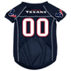 Houston Texans Dog Jersey X-Large