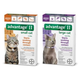 Advantage II for Cats 12-Month Supply Over 9lb