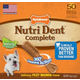 Nutri Dent Filet Mignon Dog Chew Pantry Pack Large