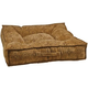 Bowsers Piazza Pecan Filigree Dog Bed Large