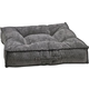 Bowsers Piazza Pewter Bones Dog Bed Large