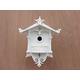 Cuckoo Cottage Architectural Bird House
