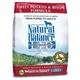 Natural Balance LID Bison Dry Dog Food 26LB