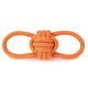Grriggles Ruff Rope Knot Tugs Dog Toy