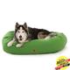 West Paw Cotton Bumper Dog Bed Emerald XXL