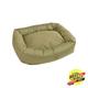 West Paw Organic Cotton Dog Bed Basil XXL