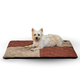 KH Mfg Quilted Memory Tan Dream Dog Pad Large