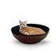 KH Mfg Mod Half Pet Pod Gray/Black