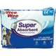 Four Paws Super Absorbent Wee-Wee Dog Pads 75 ct
