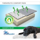 Enchanted Home Pet MagnaPETic Dog Bed Pad Large