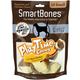 SmartBones PlayTime Dog Chews Peanut Butter Medium