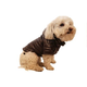 Pet Life Sporty Avalanche Pet Coat Cocoa Brown XL