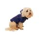 Pet Life Sporty Avalanche Pet Coat Blue XS