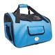 Pet Life Ultra-Lock Folding Pet Carrier Sky Blue