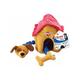 SPOT Hide-N-Seek Doghouse Dog Toy