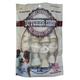 Butcher Shop Rawhide Dog Bones 4-5 Inch 8 Pack