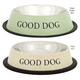 ProSelect Good Dog SS Dog Bowl 32OZ Sage Green