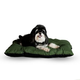 KH Mfg Thermo Cushion Sage Pet Bed Large