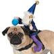 Zack N Zoey Wizard Saddle Dog Costume X-Large