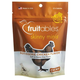 Fruitables Minis Meaty Dog Treats Grilled Bison
