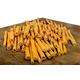 FunChew Flavored Twist Sticks 75ct Peanut Butter