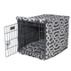 Bowsers Luxury Camelot Dog Crate Cover XXLarge