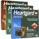 Heartgard Dog Chewables 51 to 100 lbs