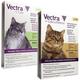 Vectra Feline 6 ct under 9 lbs