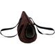 Iconic Pet Luxury Totez Cocoa Pet Carry Bag LG