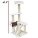 Majestic Pet  47.5 in Bungalow Cat Tree Furniture