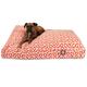 Majestic Outdoor Orange Aruba Rectangle Pet Bed SM