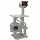 Majestic Pet  49 inch Bungalow Cat Tree Furniture