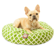 Majestic Pet Outdoor Sage Bamboo Round Pet Bed LG