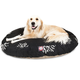 Majestic Pet Outdoor Black Coral Round Pet Bed LG