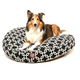 Majestic Pet Outdoor Black Links Round Pet Bed SM