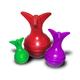 Airball Soft Flex Dog Toy 9in